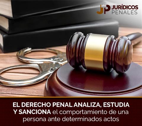 En Qué Consiste el Derecho Penal?